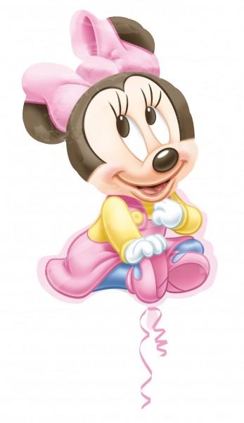 Baby Minnie Mouse Folie Ballon