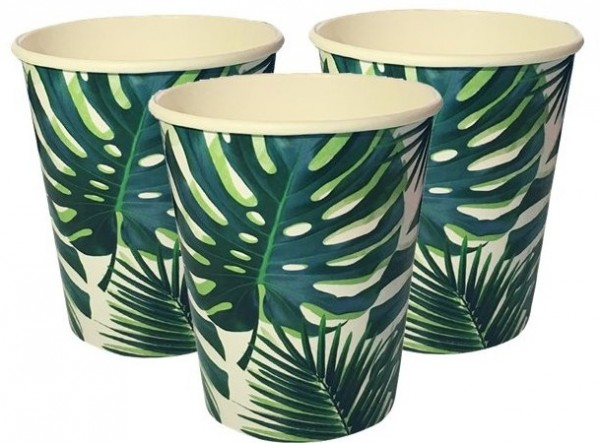Vaso papel 8 noches tropicales 250ml