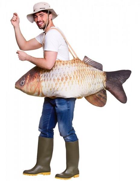 Disfraz de pez divertido para hombre