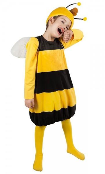Biene Willi Kindermütze
