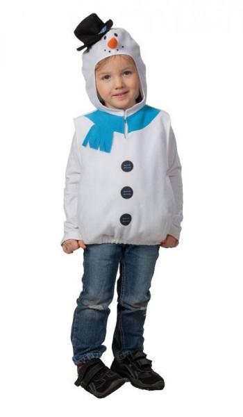 Snowman Frosti child costume