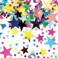 Colourful Stars Streudeko 14g