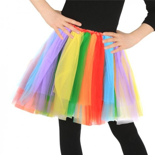 Rainbow tutu for kids