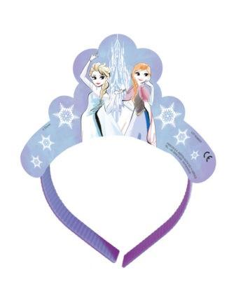 4 Sparkled Frozen Tiaras