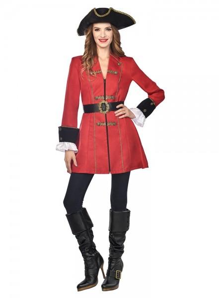Pirate Captain Grace Costume Ladies