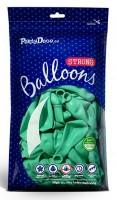 10 Partystar Luftballons mint 30cm