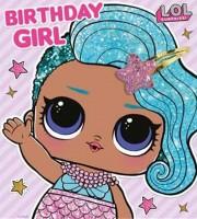 LOL Mode Girls Geburtstagskarte
