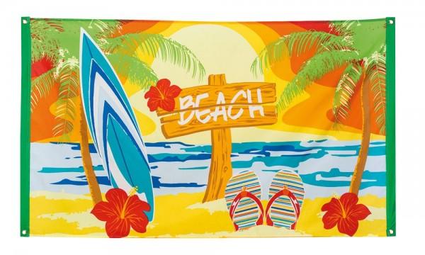 Beach Party Flagge 90 x 150cm