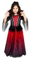 Vampir Lady Kinder Kostüm