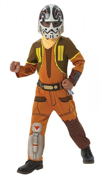 Ezra Star Wars Rebels Kinderkostüm