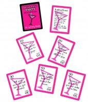 52 Activity Spielkarten Girls Night Out
