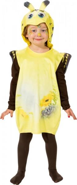 Schmetterling Kinderkostüm Zitronenfalter