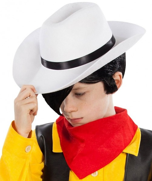 Lucky Luke Cowboyhut Kinder