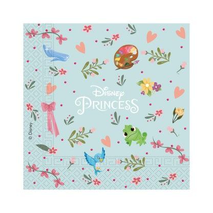 20 Charming Princess Servietten 33x33cm