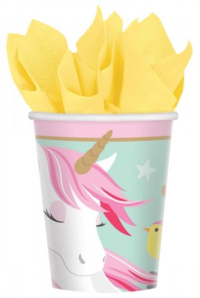 8 cups dreamy unicorn 266ml
