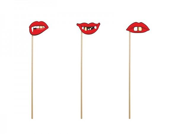 3 Party Probs Crazy Lips 24cm