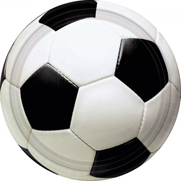 8 płyt piłkarskich