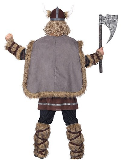 Merciless Viking men's costume