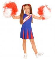 Kleines Cheeleader Kathrin Kleid