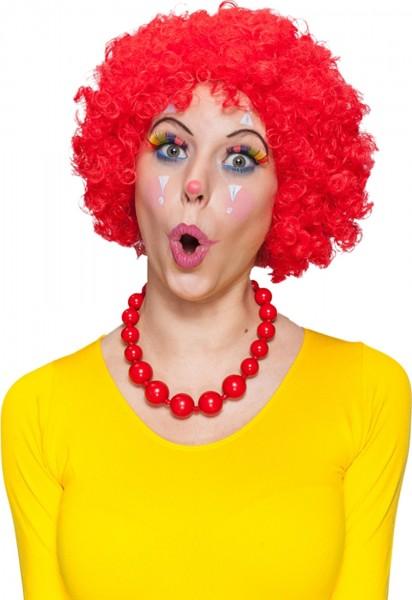Clownin Marry Perücke