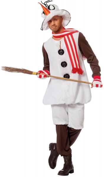 Snowman Vito men's costume