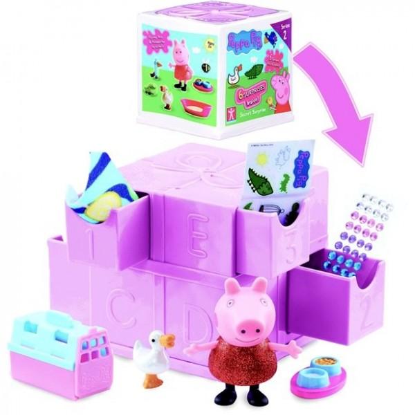 Peppa Wutz Überraschungsbox Spiel