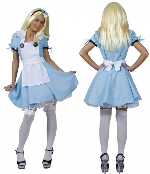 Alice Damenkostüm Klassisch