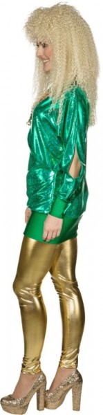 Camicia Punk Disco Fever Verde