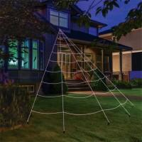 Riesen Spinnennetz in- und outdoor 7m