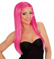 Feline Glamour Perücke In Pink