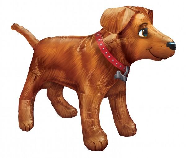 Foil balloon dog Bello