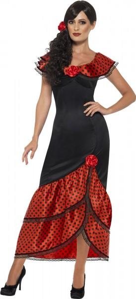 Flamenco Tänzerin Kleid Alma