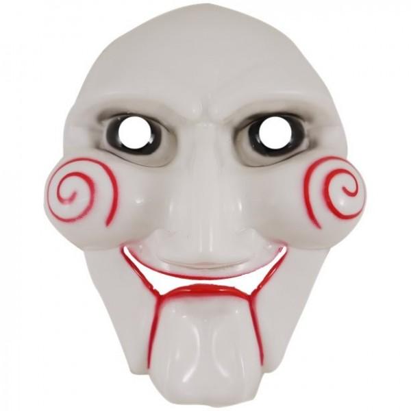 Jigsaw plastic masker