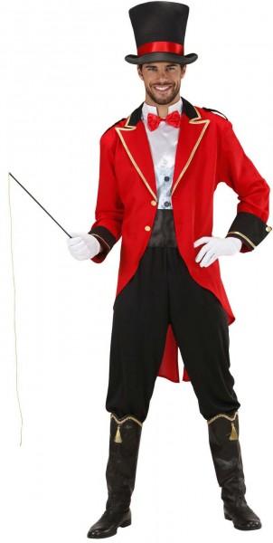 Kostium reżysera cyrku męski