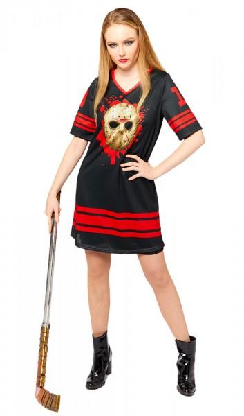 Jason Voorhees Kostüm für Damen