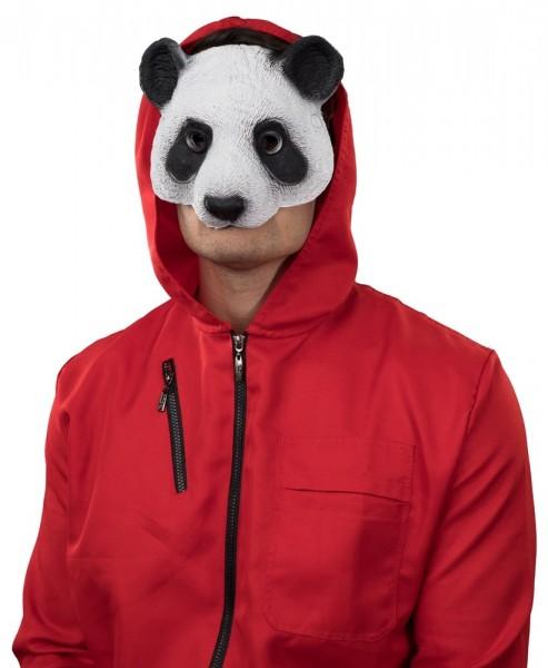 Paddy der Panda Halbmaske