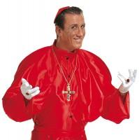 Silbernes Kardinalen Schmuck Set 3-teilig