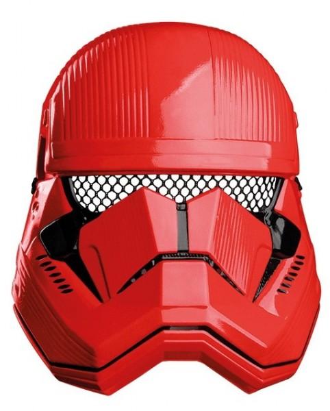Maska dziecięca Stormtrooper Red Star Wars