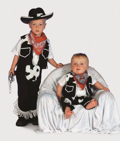 Mini Cowboy Kostüm Für Babys