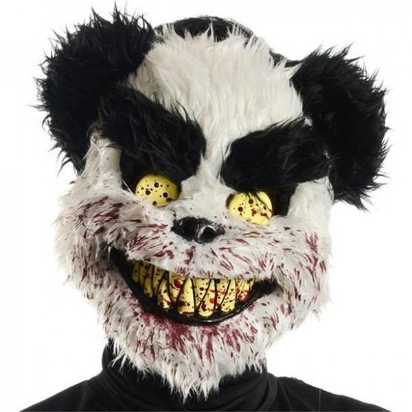 Horror bamse maske