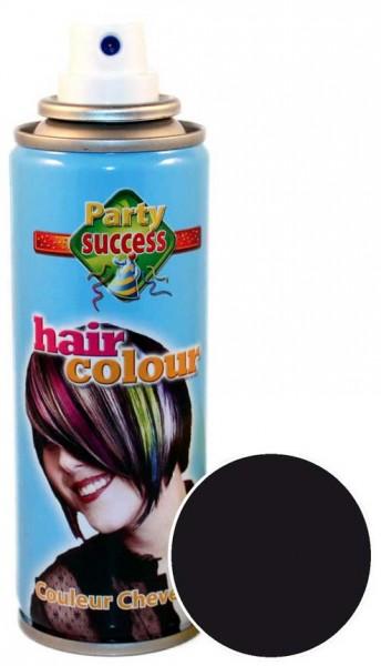 Schwarzes Partyerfolg Haarspray 125ml
