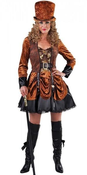 Steampunk Viktorianisches Damenkostüm