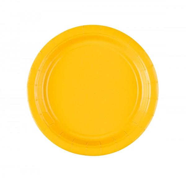20 plates Susi Sunshine 17.7cm