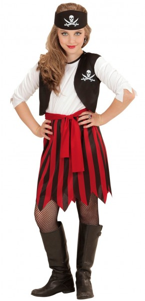 Pirate girl Elina costume