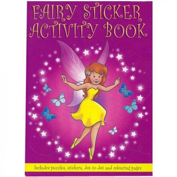 Märchen Feen Aktivitäten Buch A6