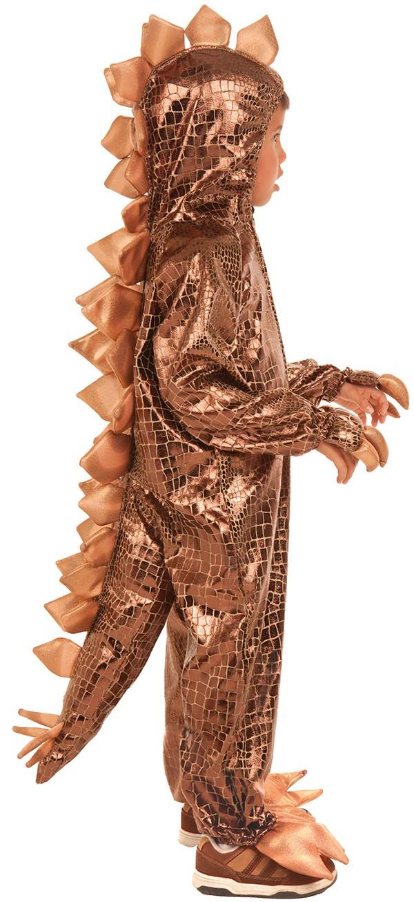 Kleiner Dino Stegosaurus Kinderkostüm