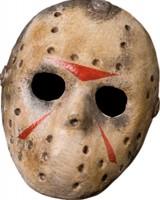 Beige Freitag Der 13. Jason Maske