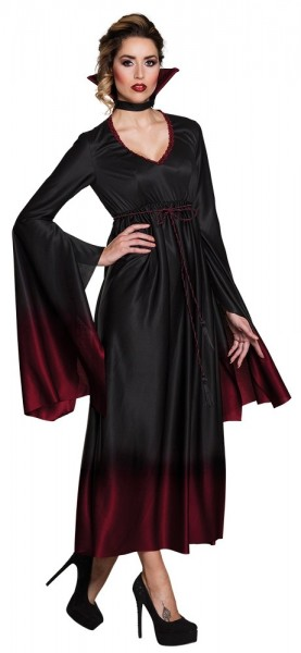 Elegantes Gothic Damenkostüm Federica