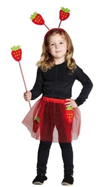 Elly Erdbeer Set Für Kinder
