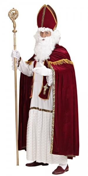 Disfraz de obispo San Bonazius XL